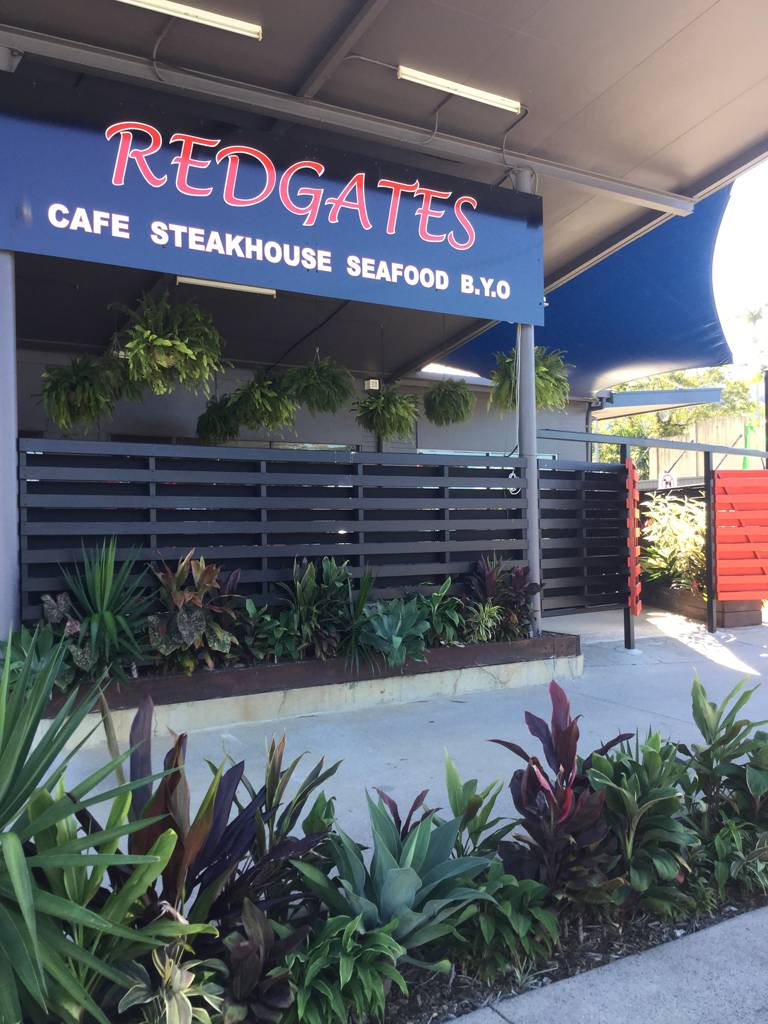Redgates Caf Steakhouse Seafood - Accommodation Mount Tamborine