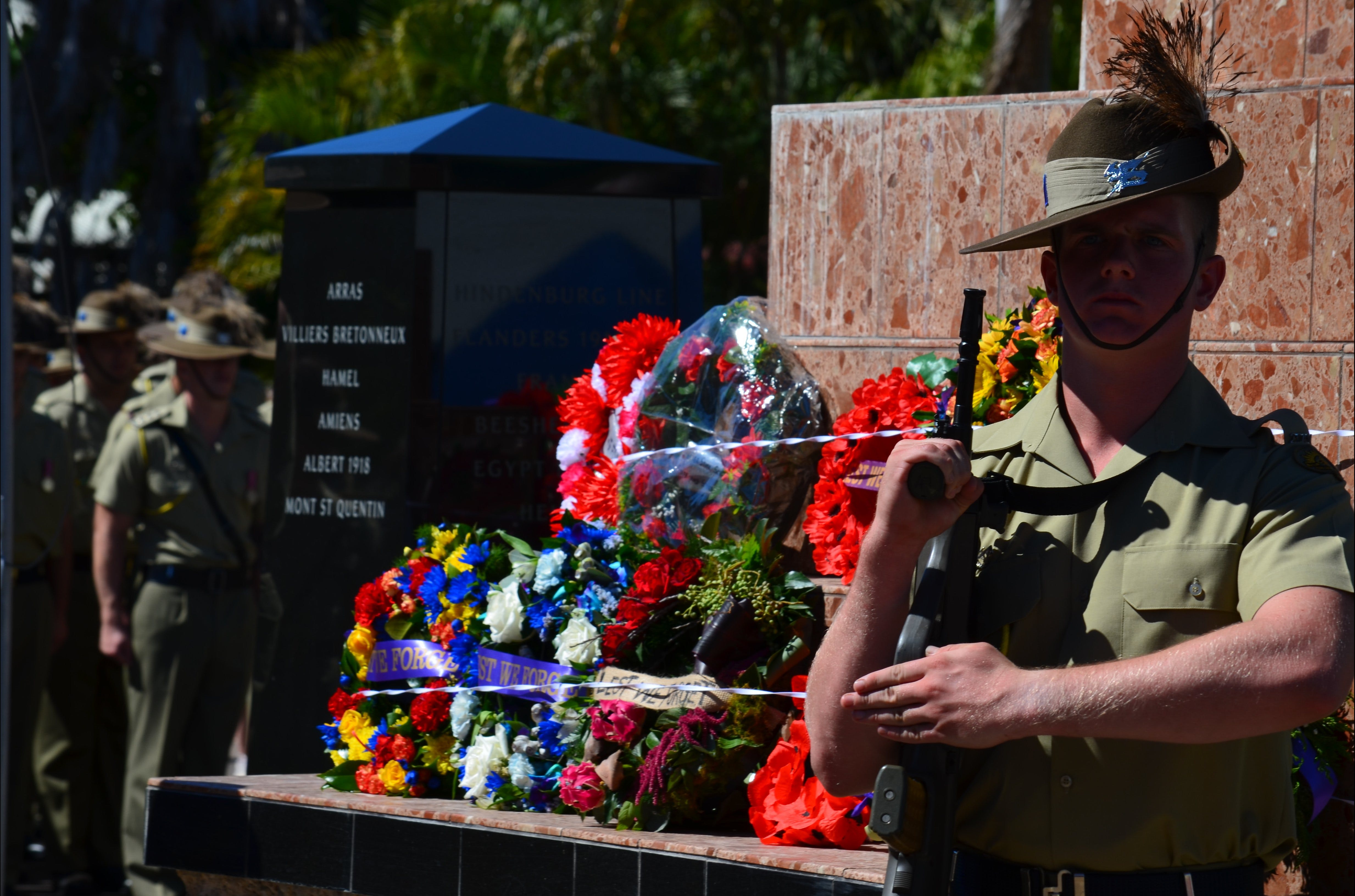 Anzac Day Charters Towers - Accommodation Mount Tamborine