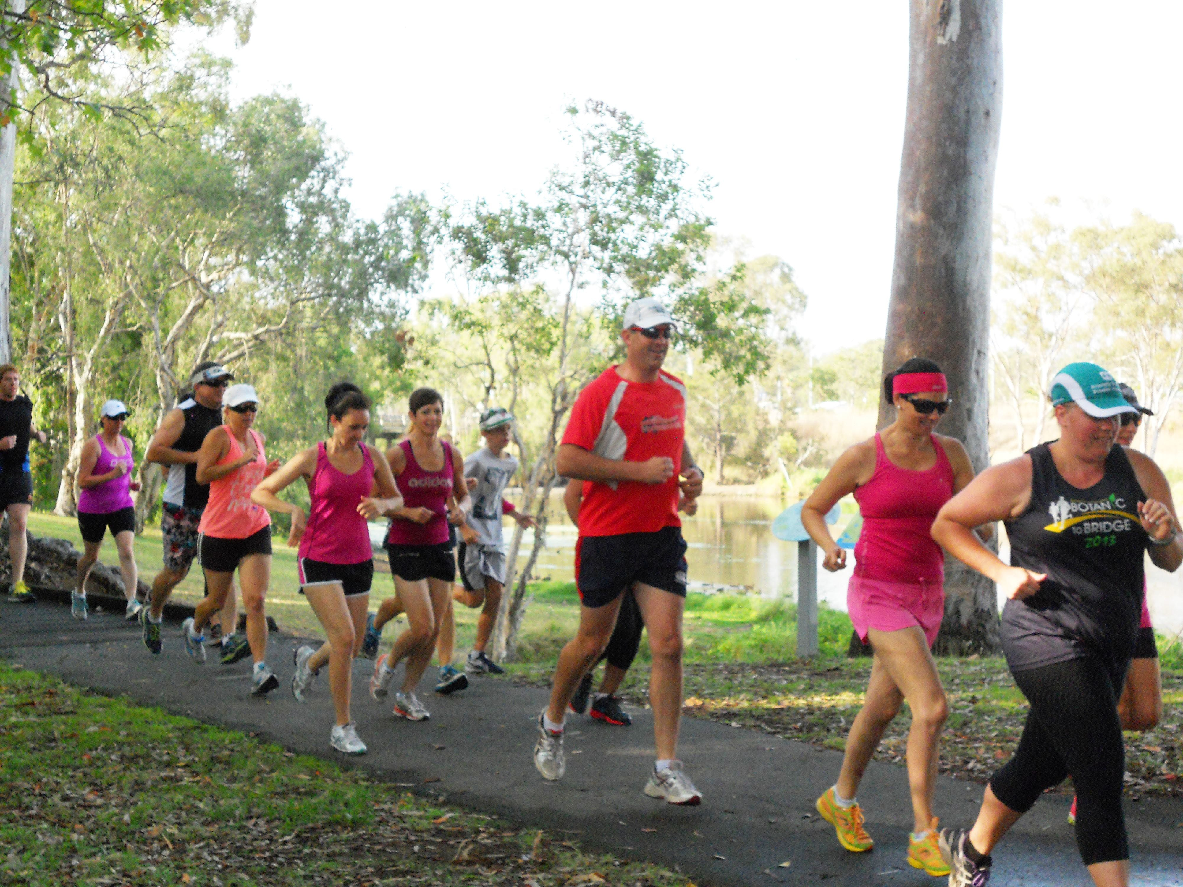 Gladstone Weekly Parkrun - Accommodation Mount Tamborine