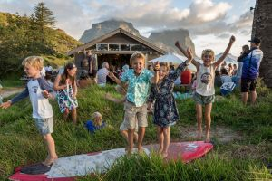 Spring Festival of Lord Howe Island - Accommodation Mount Tamborine