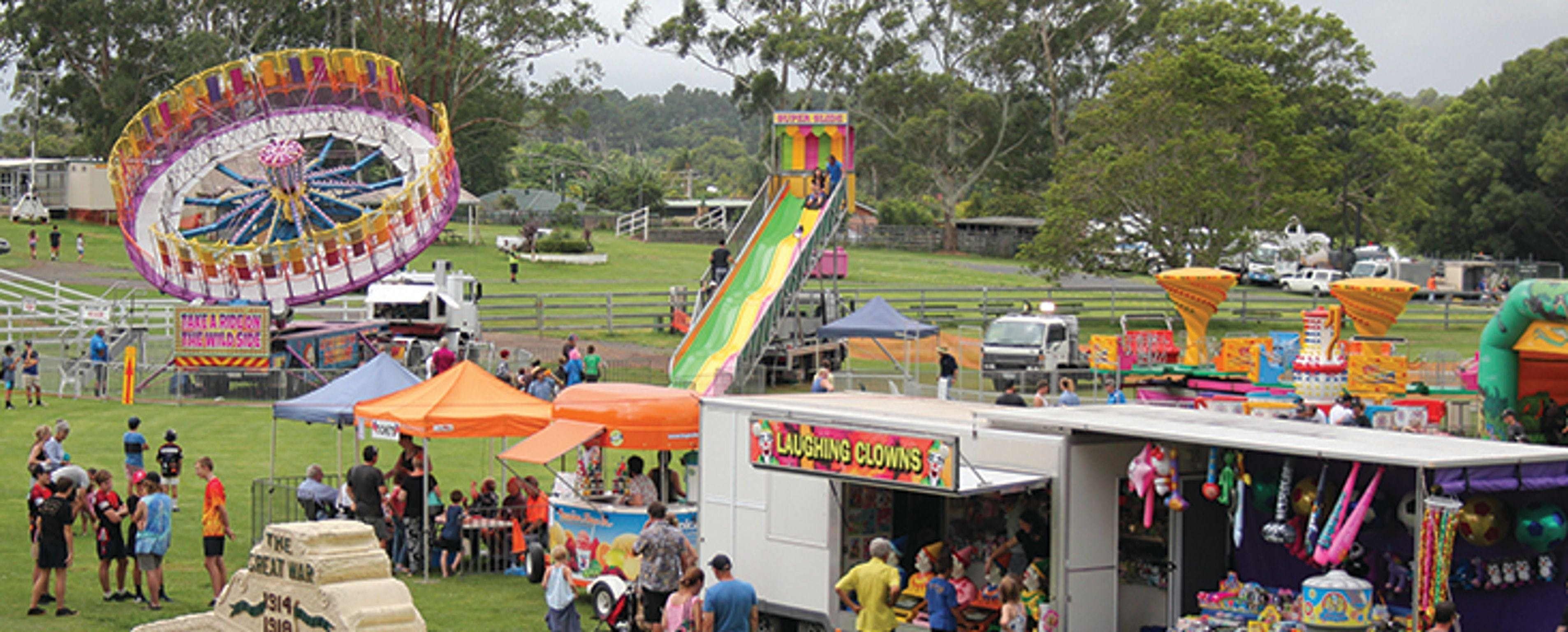Alstonville Agricultural Society Show - Accommodation Mount Tamborine