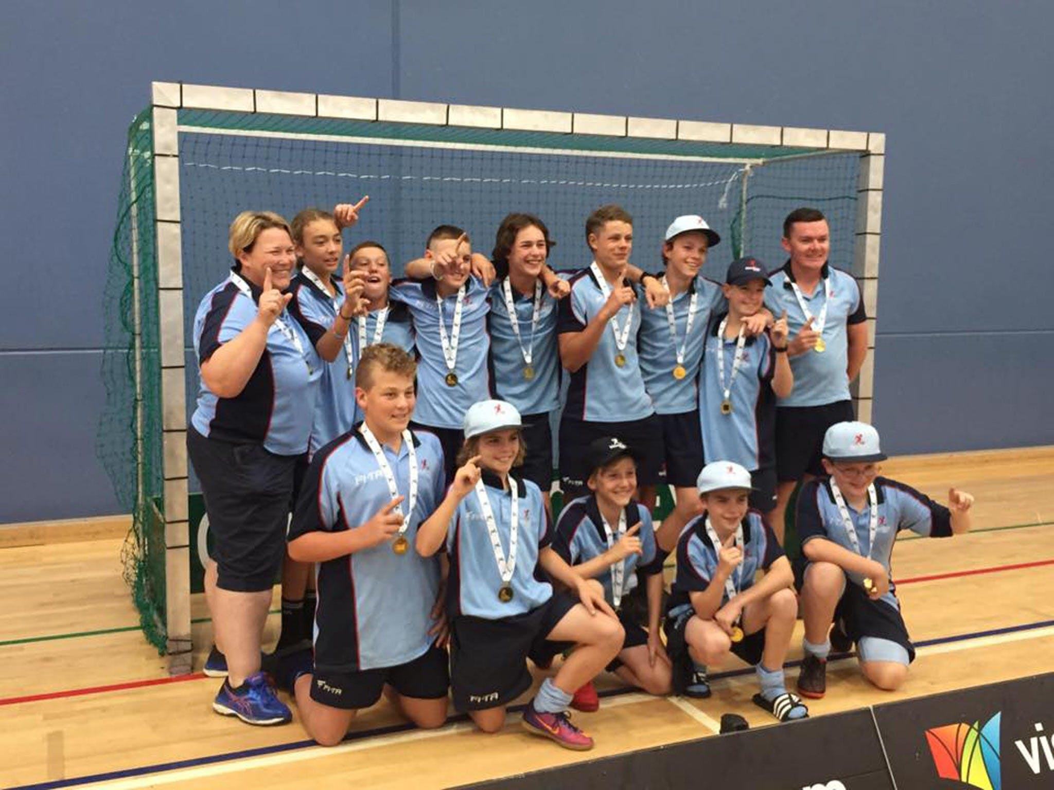 Hockey NSW Indoor State Championship  Under 18 Boys - Accommodation Mount Tamborine