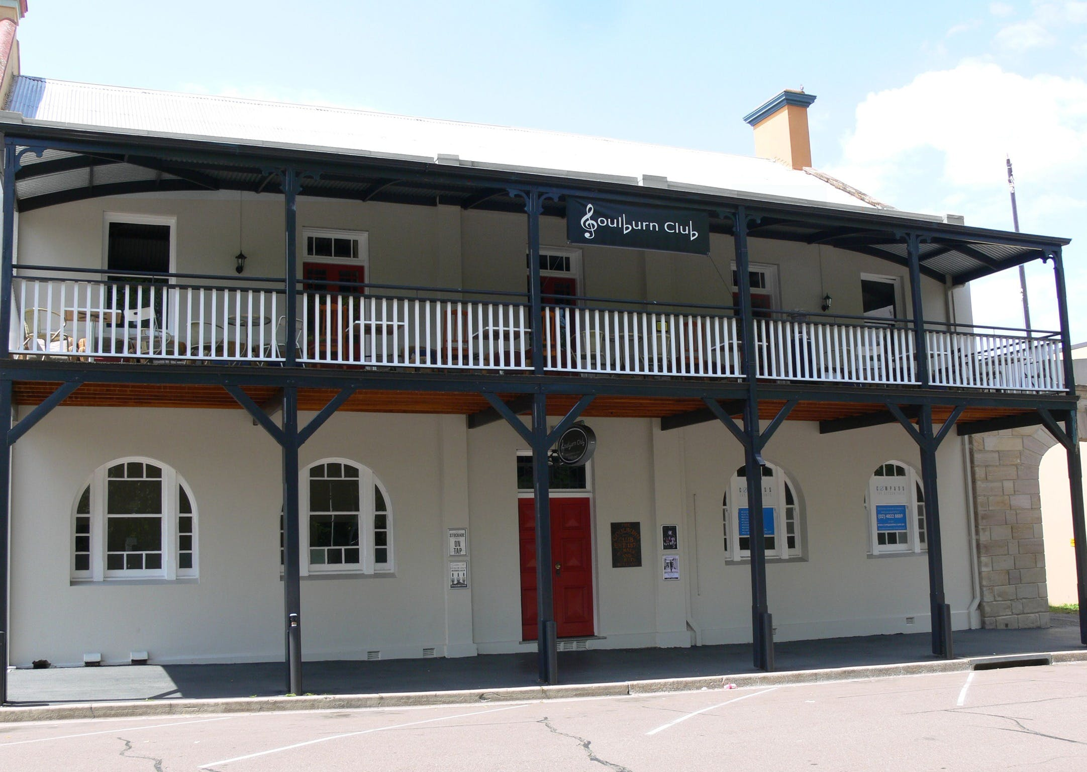 Open Mic Night at the Goulburn Club - Accommodation Mount Tamborine