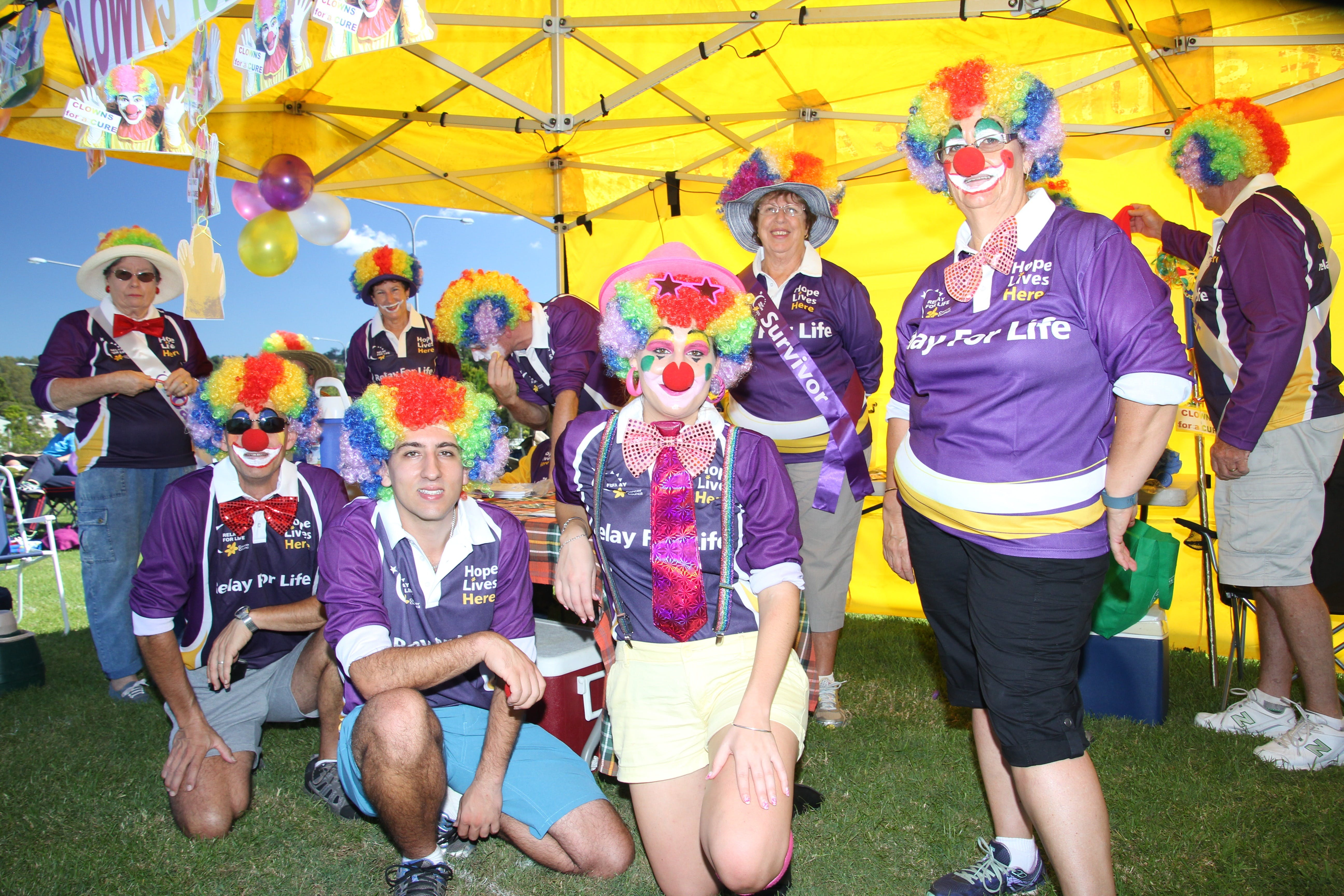 Grafton Relay for Life - NSW Cancer Council - Accommodation Mount Tamborine