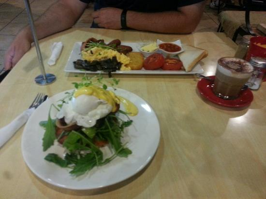 Ginger Root Cafe - Accommodation Mount Tamborine