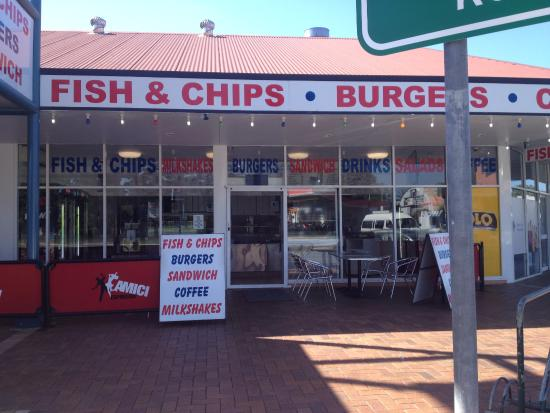 Beaudesert Fish and Chips - Accommodation Mount Tamborine