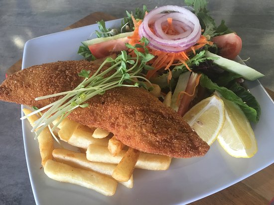 Cedar Park Fish and Chips - Accommodation Mount Tamborine