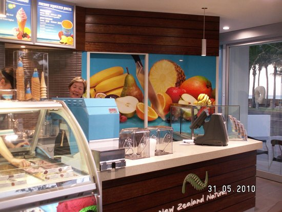 New Zealand Ice Creamery - Accommodation Mount Tamborine