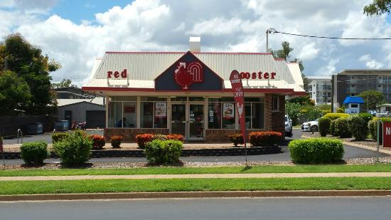 Red Rooster - Accommodation Mount Tamborine