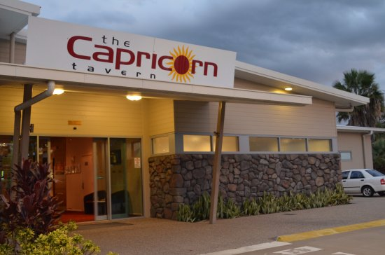 The Capricorn Tavern - Accommodation Mount Tamborine