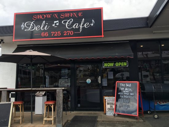 Show  Shine Deli Cafe - Accommodation Mount Tamborine