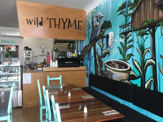 Wild THYME Dining - Accommodation Mount Tamborine