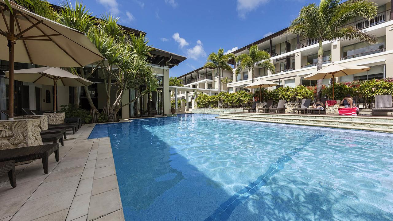 Oaks Santai Resort Casuarina - Accommodation Mount Tamborine