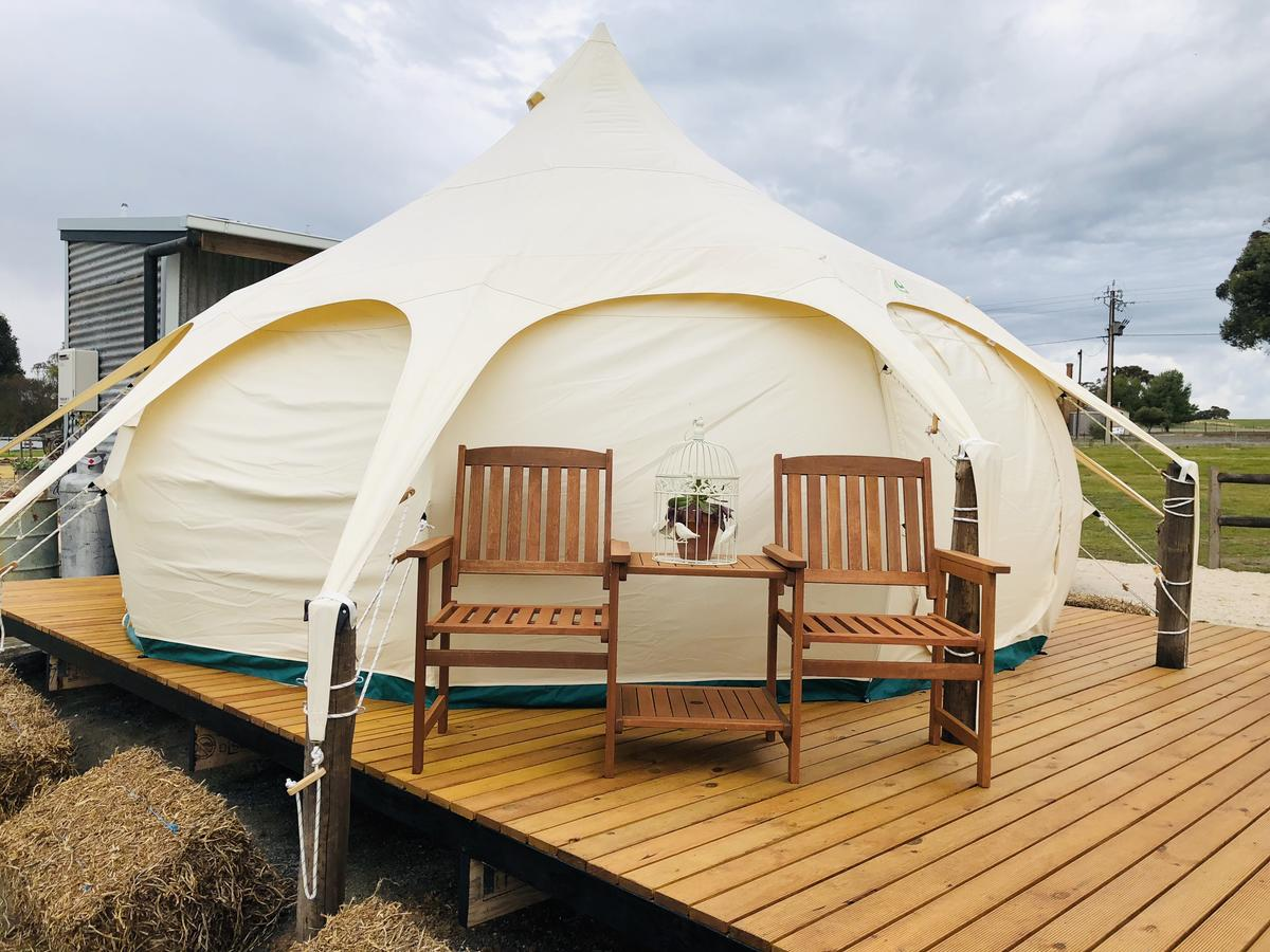 Bukirk Glamping - Accommodation Mount Tamborine