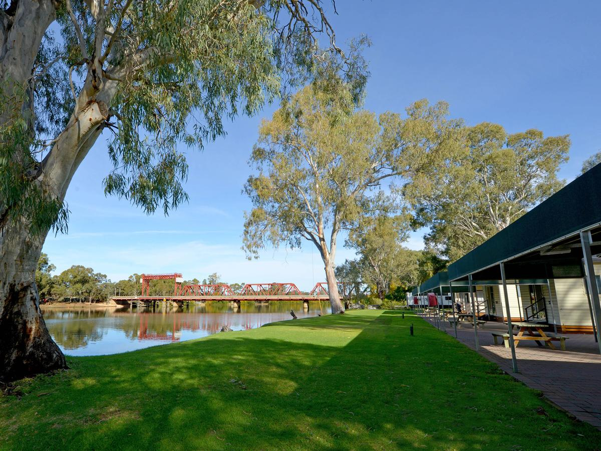 Riverbend Caravan Park Renmark - Accommodation Mount Tamborine