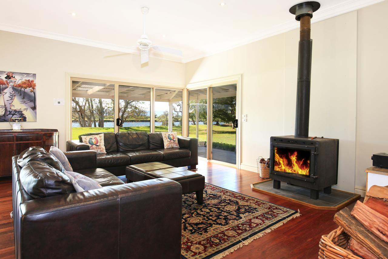 Terara Riverside Retreat - Accommodation Mount Tamborine