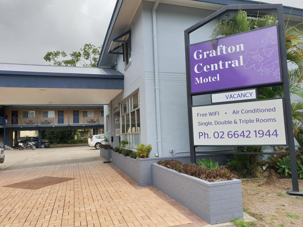Grafton Central Motel - Accommodation Mount Tamborine