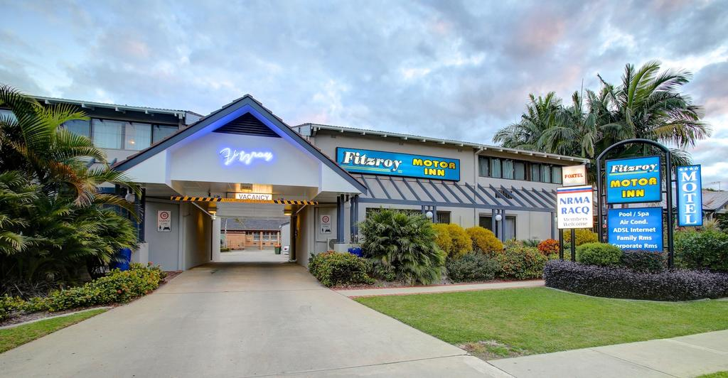 Fitzroy Motor Inn - Accommodation Mount Tamborine