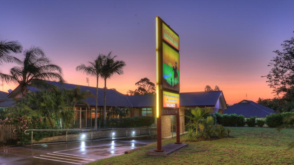 Heritage River Motor Inn - Accommodation Mount Tamborine