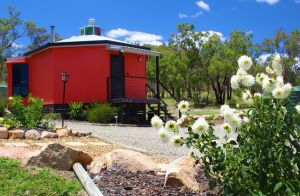 Namar Yurt - Accommodation Mount Tamborine