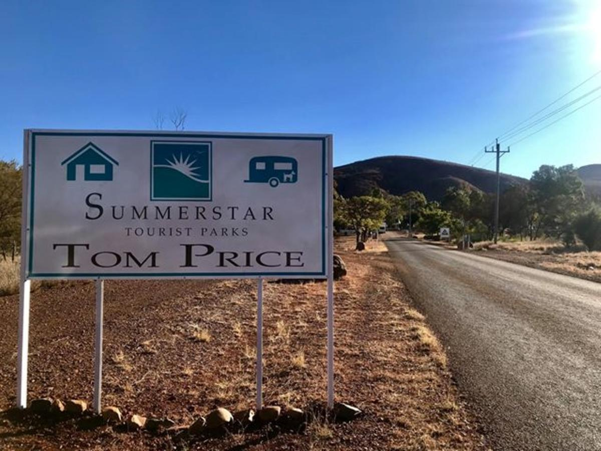 Tom Price Tourist Park - Accommodation Mount Tamborine