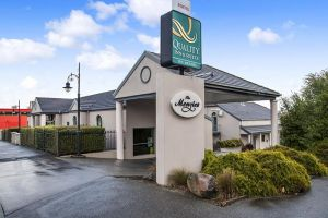 Quality Inn  Suites The Menzies - Accommodation Mount Tamborine