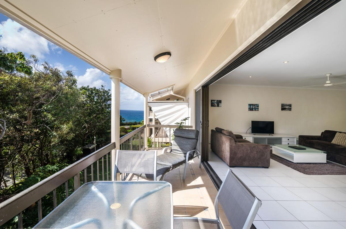 Sunseeker Holiday Apartments - Accommodation Mount Tamborine