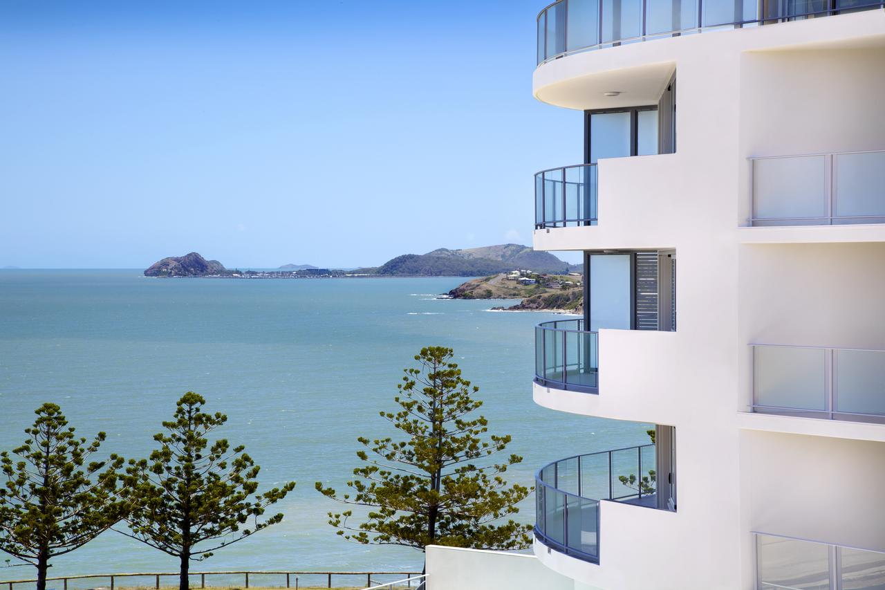 Oshen Apartments Yeppoon - Accommodation Mount Tamborine