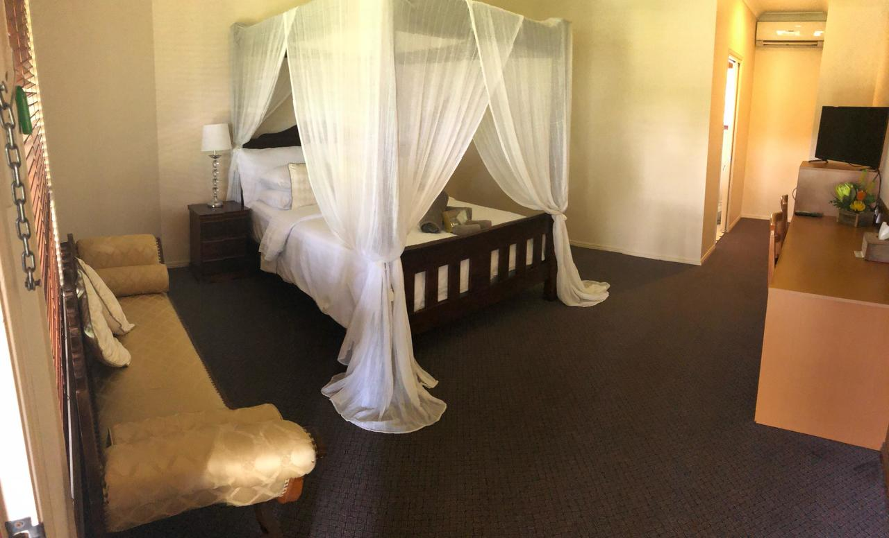 The Bearded Dragon Boutique Hotel - Accommodation Mount Tamborine