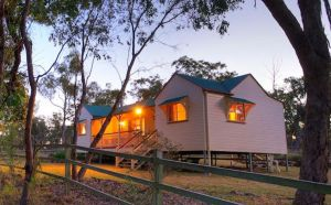 Accommodation Creek Cottages  Sundown View Suites - Accommodation Mount Tamborine