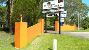 All Seasons Country Lodge - Accommodation Mount Tamborine