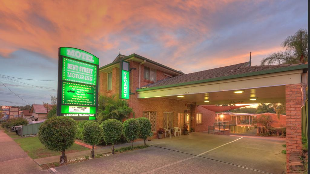 Bent Street Motor Inn - Accommodation Mount Tamborine